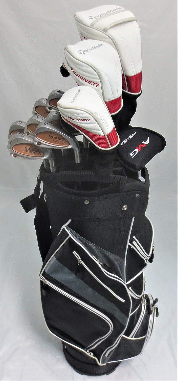 Amazon.com: Mens TaylorMade Set Completo de Golf conductor ...