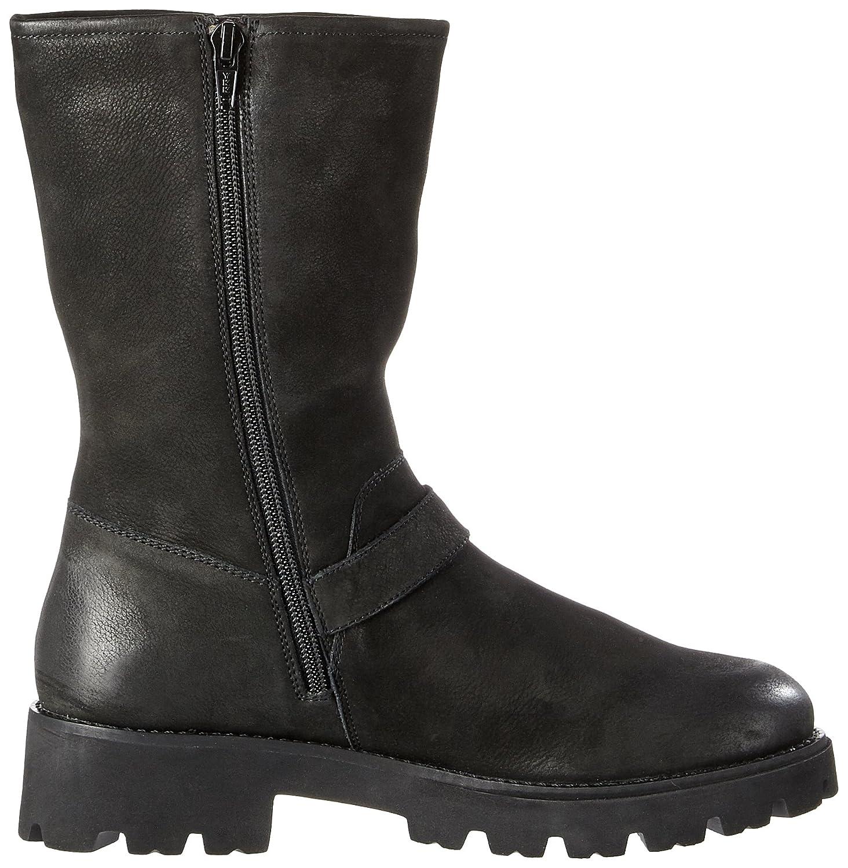 Womens Ariafur Ankle Biker Boots SPM oOVhsp