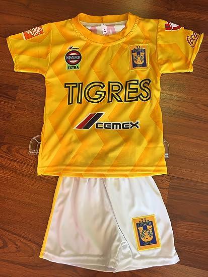 20261cc9b90 Amazon.com : Full 90 New Tigres De la UANL Trajecito Nino Kids ...