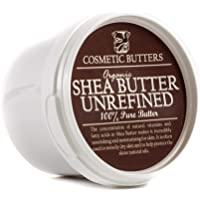 Shea Butter Unrefined Organic - 100% Pure and Natural - 100g