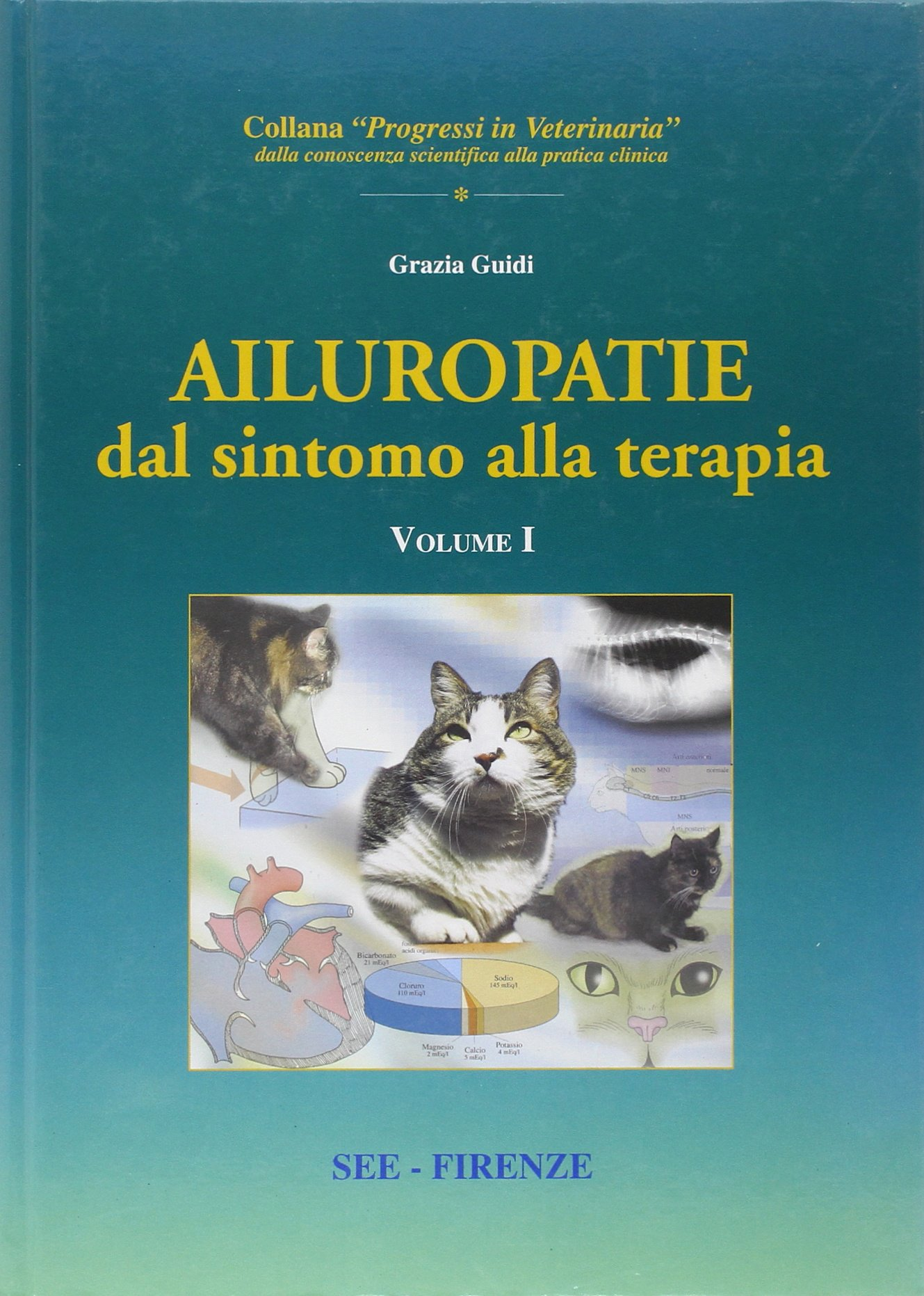 Ailuropatie: dal Sintomo alla Terapia. Vol. 1.: Grazia. Guidi: 9788884650948: Amazon.com: Books