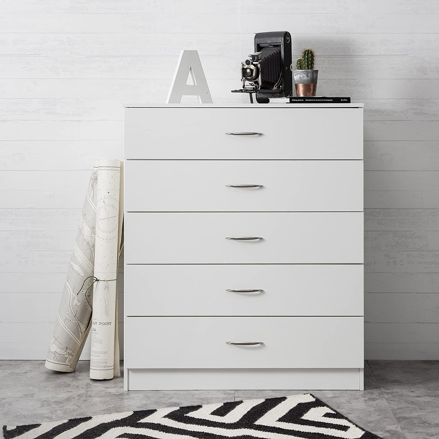 Narrow Bedroom Chest Of Drawers Chest Of Drawers Shop Amazon Uk