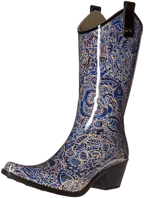 Nomad Women's Yippy Rain Boot B01LDHJ02M 10 B(M) US|Blue Indigo