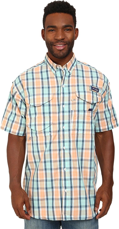 Columbia 5% OFF Sportswear Super Wholesale Bonehead Short Classic Shirt Sleeve