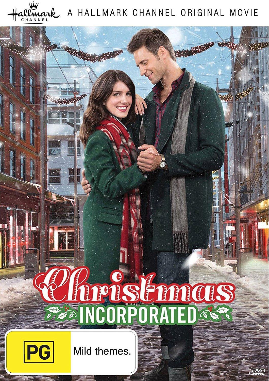 Christmas Incorporated Shenae Grimes-Beech Steve Lund Ron Lea Hannah Spear
