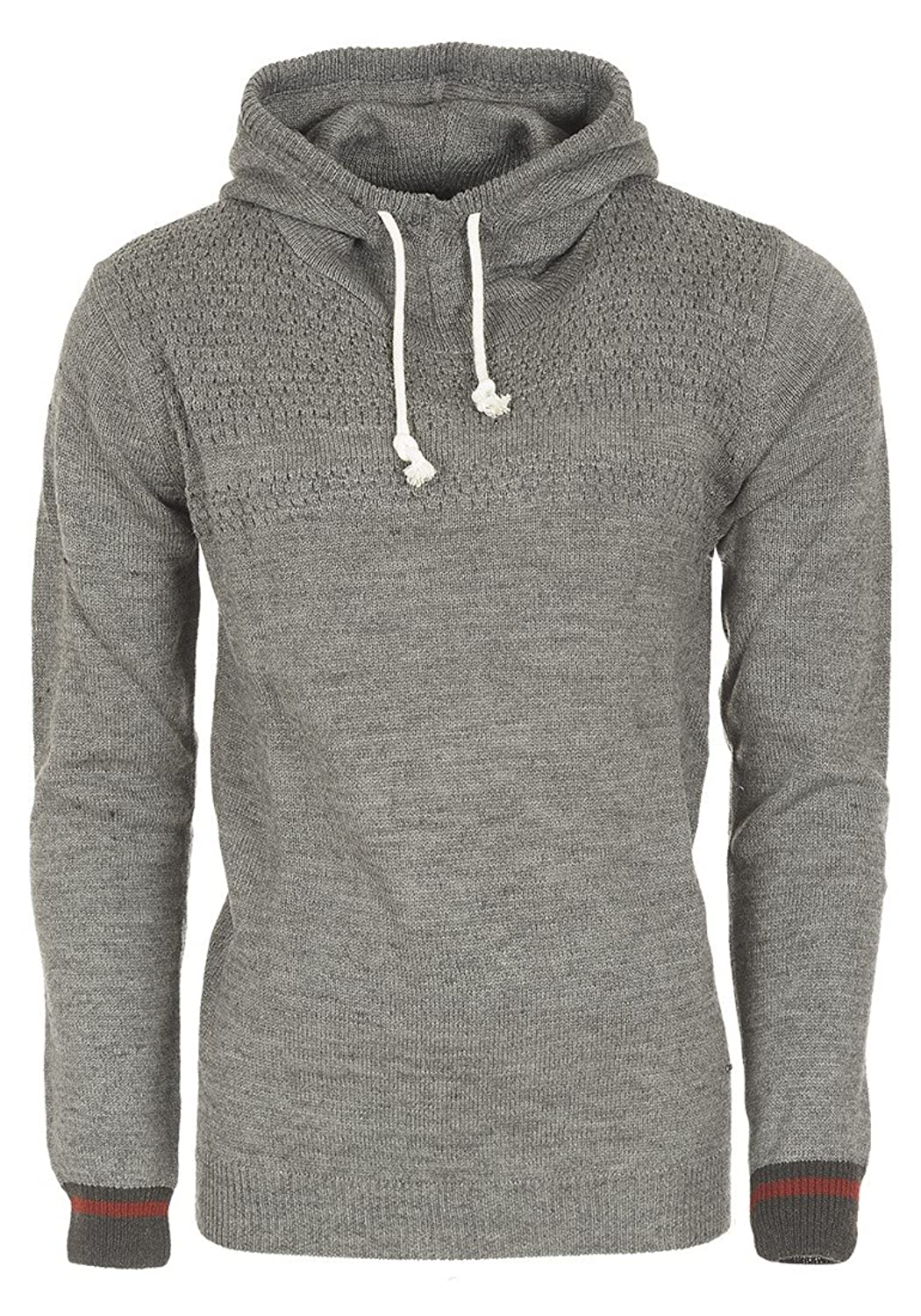 !Solid Karik men, sweater, grey