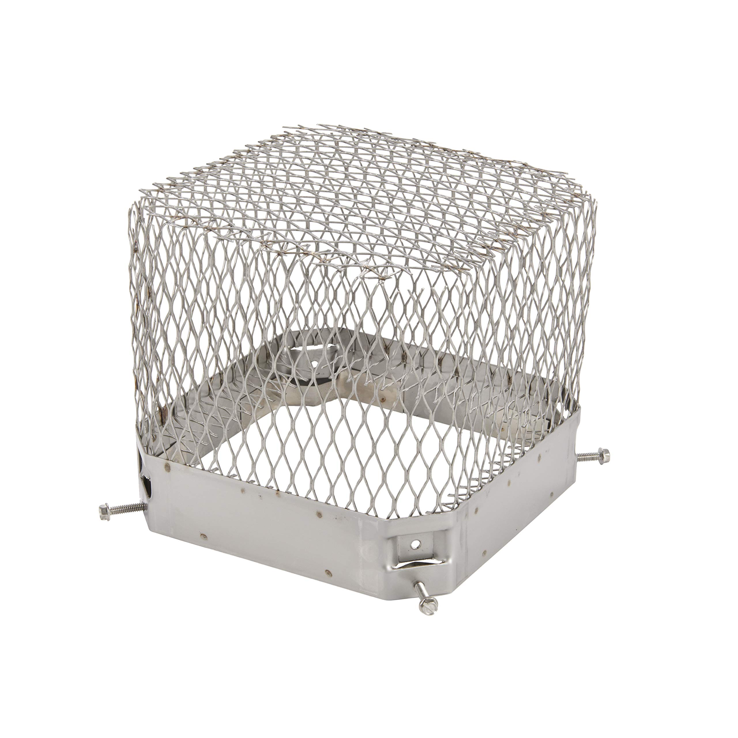 HY-C RS99 Stainless Steel Raccoon Screen, 9'' x 9'' x 6'' by HY-C