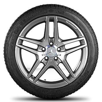 AMG 18 pulgadas Llantas Mercedes Clase E W212 Neumáticos Michelin Invierno Invierno ruedas nuevo: Amazon.es: Coche y moto