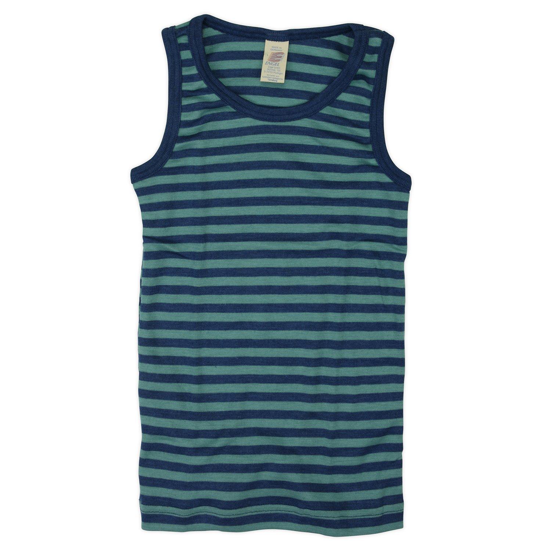 Children´s Vest, Virgin Wool and Silk 728000