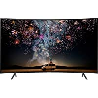 Samsung 49RU7300 49 Inch Curved Smart 4K UHD TV Series 7 (2019) - Black