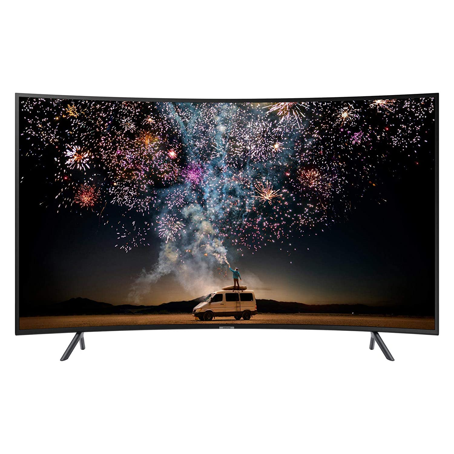 Samsung 55 Inch Curved Smart 4K UHD TV  - Series 7