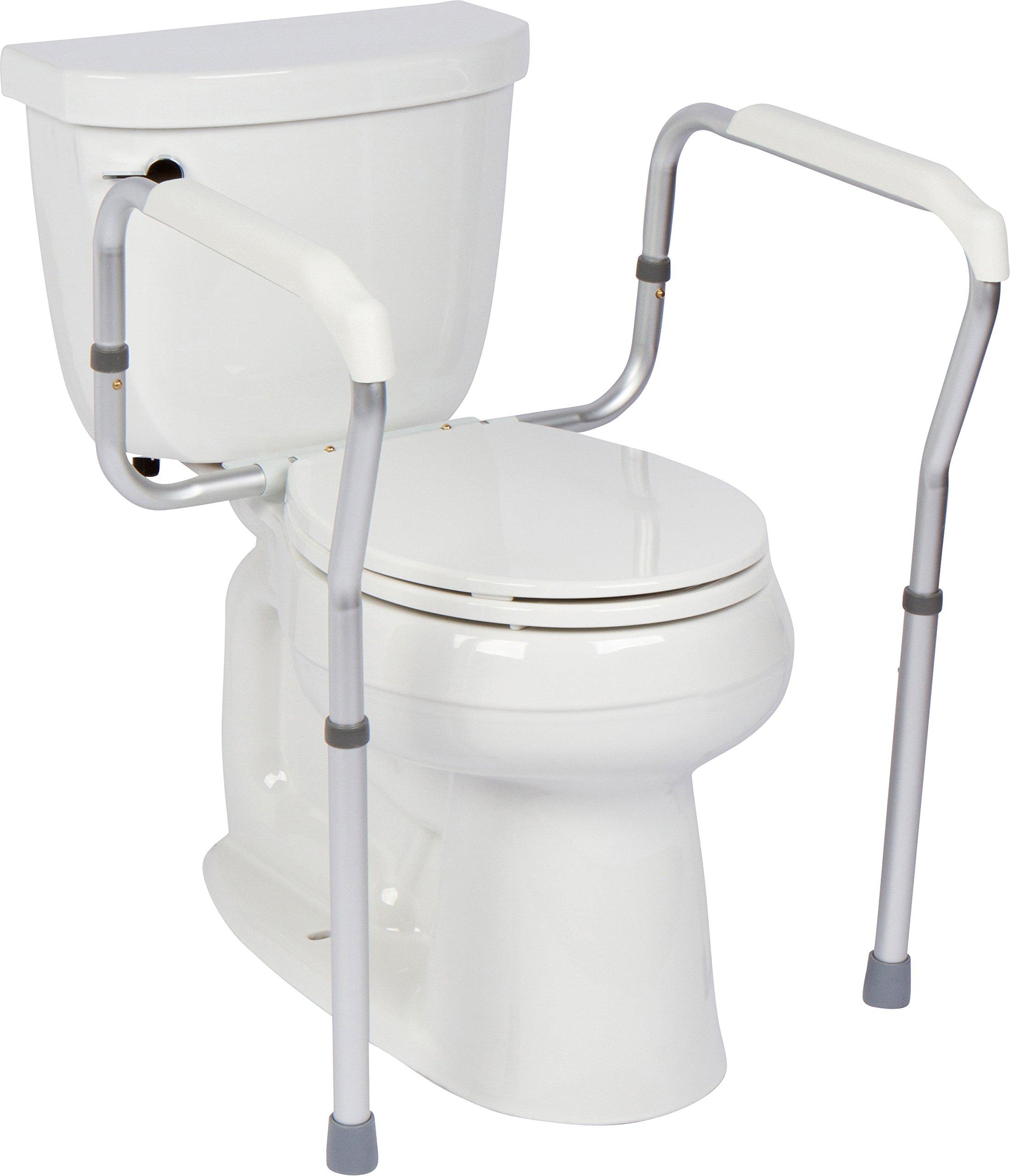 Casiva Premium Toilet Safety Rail