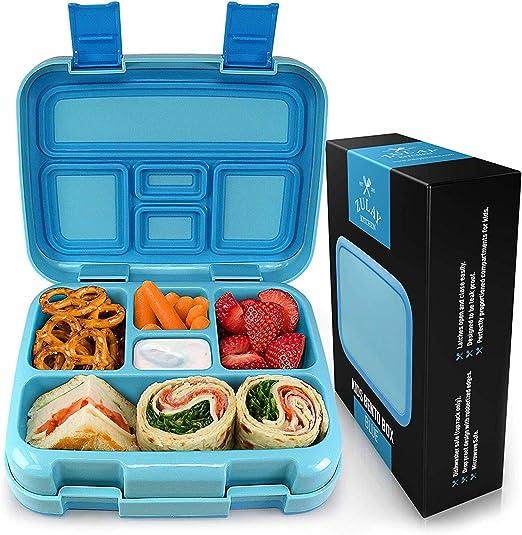 Amazon.com: Zulay Kids Bento Box – Caja de bento duradera y ...
