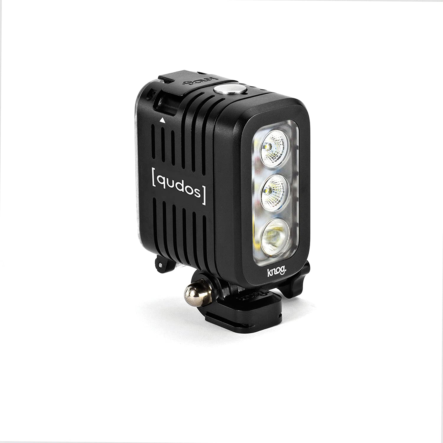 Amazon.com Knog [qudos] ACTION Video Light for GoPro Black KNOG Sports u0026 Outdoors  sc 1 st  Amazon.com & Amazon.com: Knog [qudos] ACTION Video Light for GoPro Black: KNOG ... azcodes.com