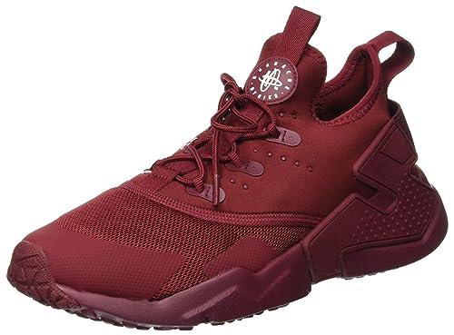 meet 9cad4 8fd60 Nike Huarache Drift (GS) - Scarpe da ginnastica basse, Unisex, Rosso (