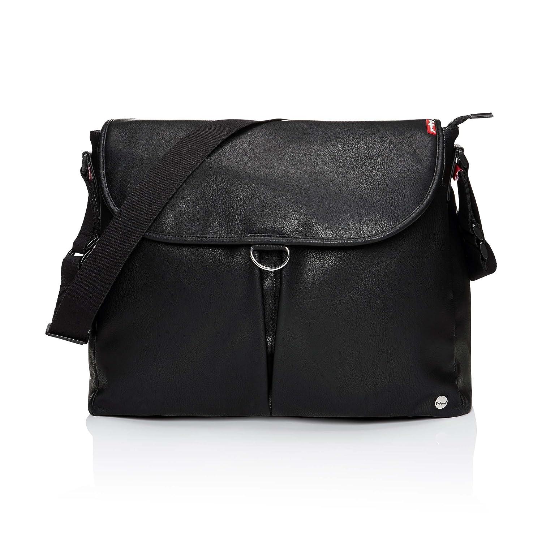 Babymel Ally PU Changing Bag, Black BM7935