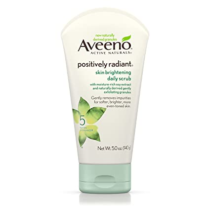 Aveeno Positively Radiant Daily Scrub And Moisturizer, 2 Ea, 3 Pack Etude House, Moistfull Collagen Facial Toner, 6.76 fl oz (pack of 1)