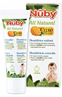 Nûby Cuidado Dental_ Pasta Dientes Niños 45 GR