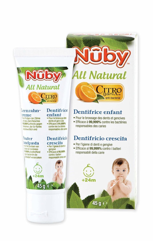 Nûby Cuidado Dental_ Pasta Dientes Niños 45 GR Nuby CG18001DUFRGEIT