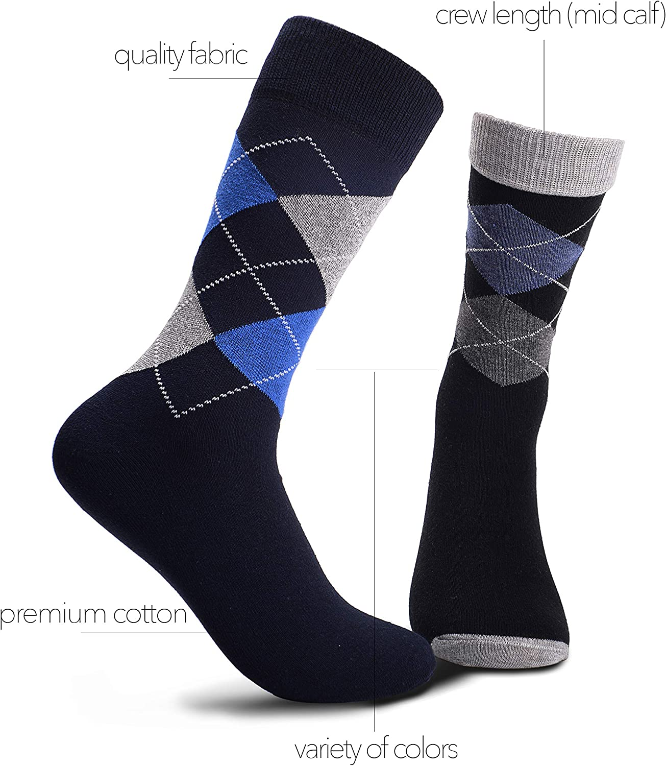 Mens Socks Pique Knit Mottled Beige And Navy Dress Socks Casual Wear Good Quality Durable Socks Mid Calf Affordable Price