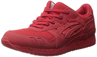 new photos e66a5 a6508 ASICS Men s Gel-Lyte III Fashion Sneaker, Red, ...