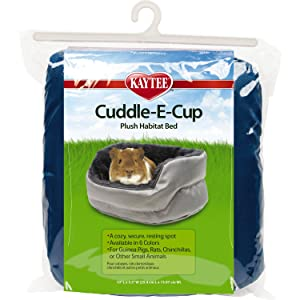 Kaytee Super Sleeper Cuddle-E-Cup with Bag