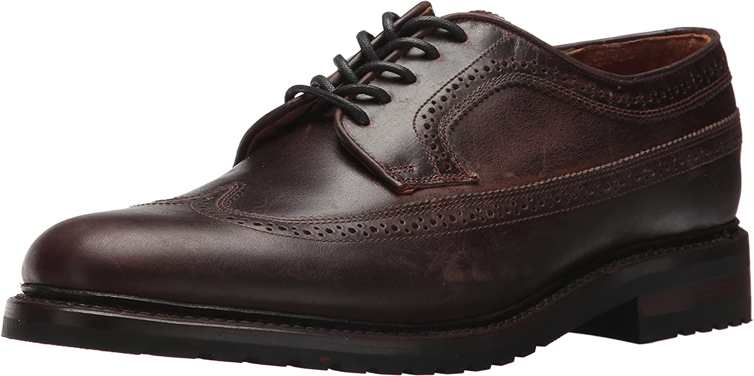 FRYE Mens Jones Wingtip Oxford
