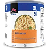 Mountain House Rice & Chicken | Freeze Dried Backpacking & Camping Food | Gluten-Free