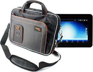 DURAGADGET Protective Tablet Case With Adjustable Shoulder Strap For Acer Iconia W3, Acer Iconia A3, Hannspree Tablet PC SN97T41W, TrekStor SurfTab ventos 10.1, TrekStor SurfTab Xiron 10.1, TrekStor SurfTab Ventos 8.0