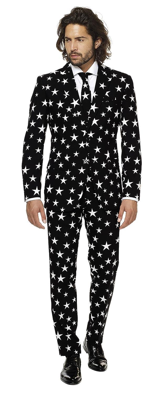 OppoSuits Men's Cashanova Party Costume Suit OSUI-0022