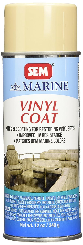 SEM M25113 Sea Ray Champagne Marine Vinyl Coat - 12 oz.