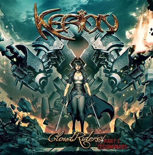 Kerion - Cloudriders Part 2: Technowars