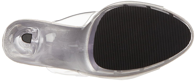 Pleaser Damen Lip 102 Pumps Transparent (Durchsichtig) (Durchsichtig) Transparent 7bc703