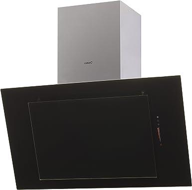 CATA Thalassa 900XGBK 780 m³/h De pared Negro, Acero inoxidable A+ - Campana (780 m³/h, Canalizado, A, A, C, 59 dB): Amazon.es: Grandes electrodomésticos