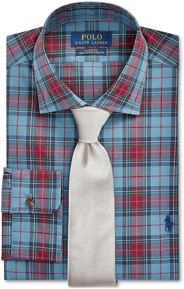 Ralph Lauren Polo Camiseta Deportiva para Hombre - Azul - X-Large ...