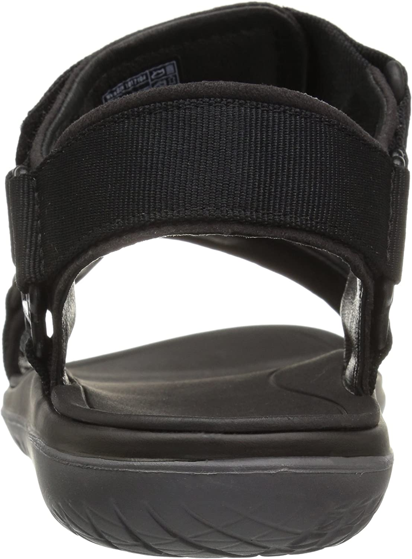 Teva Men's Terra-Float Univ 2.0 M's Sports Sandals Black Solid