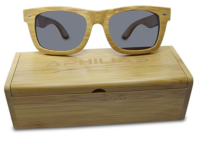 Gafas de Sol de Madera Aphilias - Diseño Exclusivo ...