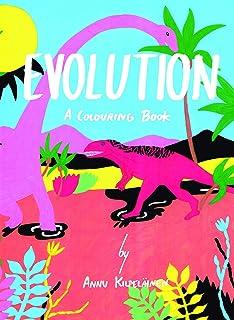 Evolution A Colouring Book