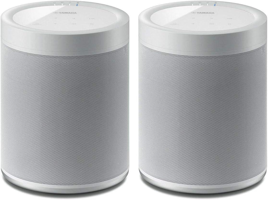Yamaha WX-021WH MusicCast 20 Wireless Speakers - Pair (White)