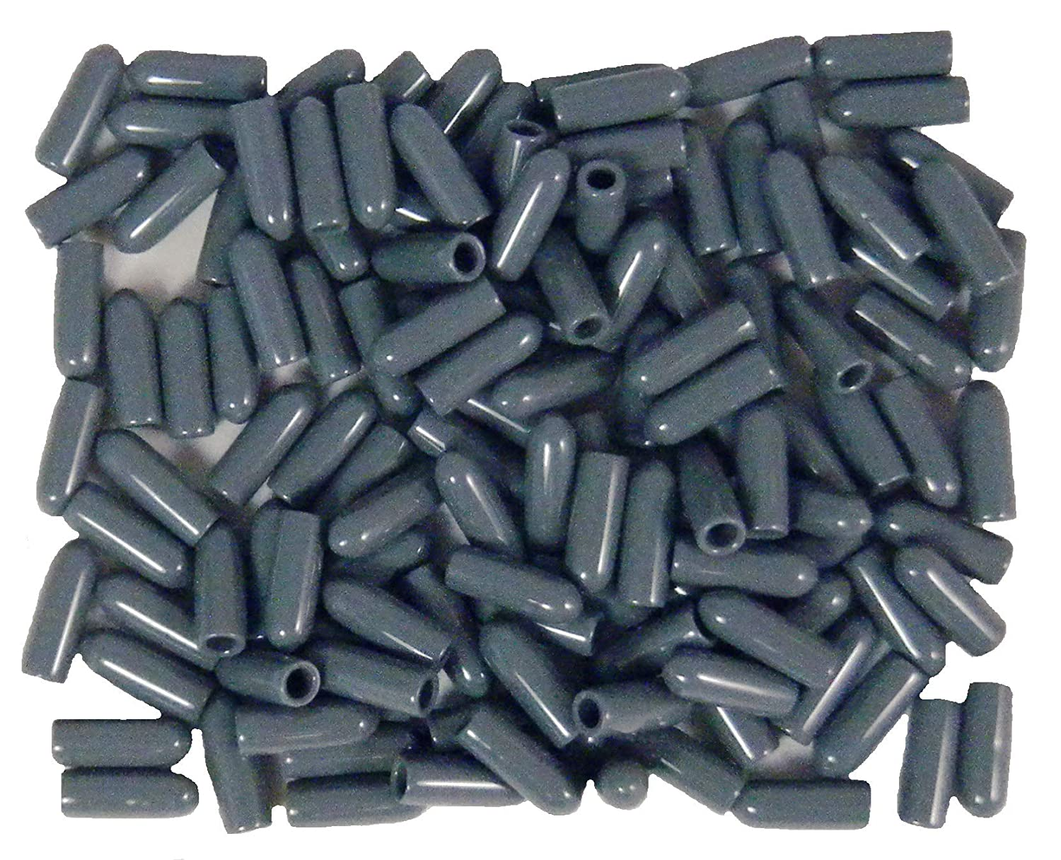 125 Universal Grey Gray Dishwasher Rack Tip Tine Cover Caps Just Push On to Repair