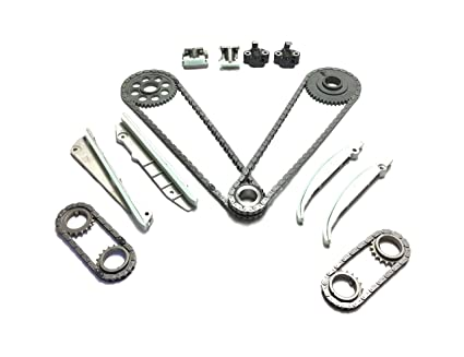 Amazon Com Diamond Power Timing Chain Kit Works With 03 05 Lincoln