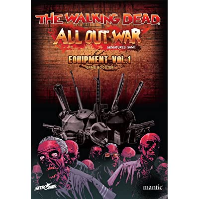 2 Tomatoes Games- The Walking Dead All out War-Booster de Cartas de Equipo, (5060469661124): Juguetes y juegos