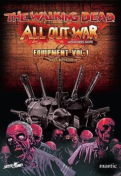 2 Tomatoes Games The Walking Dead All out War-Booster de Cartas de Equipo, Multicolor (5060469661124): Amazon.es: Juguetes y juegos