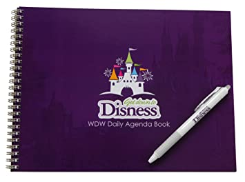 Get Down to Disness Daily Agenda Book Fifth Edition