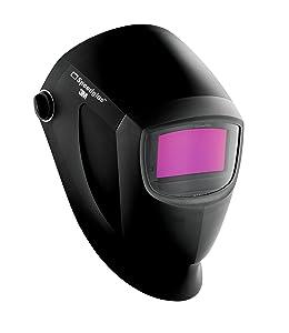 3M Speedglas Welding Helmet 9002NC, 04-0100-20NC, with Natural Color Technology Auto Darkening Filter for MMAW TIG MIG Welding Helmet