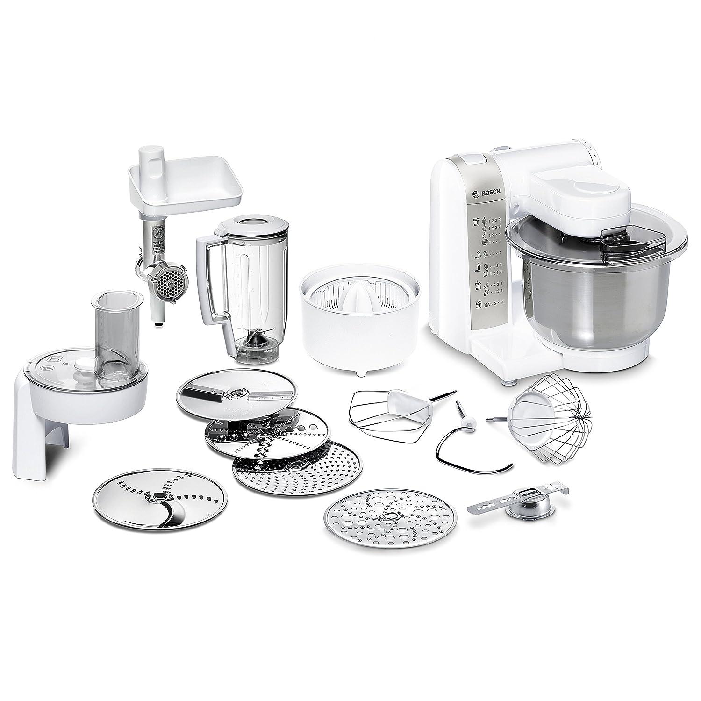 Amazon De Bosch Mum48140de Kuchenmaschine 600 W 3 9 L