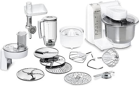 Bosch MUM48140DE - Robot de cocina (versatilidad mediante varios ...