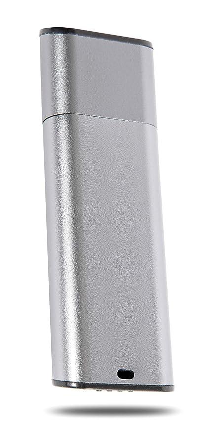 Amazon.com: Unidad USB grabadora de voz | 16 horas de ...
