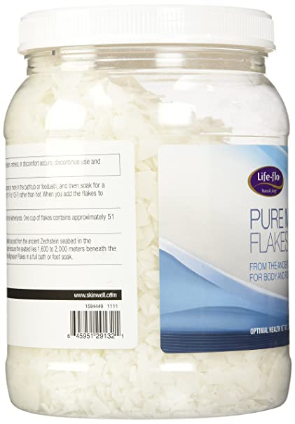 Amazon.com: Collective Wellbeing Pure Magnesium Flakes - 44 oz (Pack of 2): Health & Personal Care