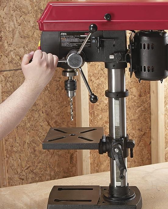 SKIL Drill Press Capacity